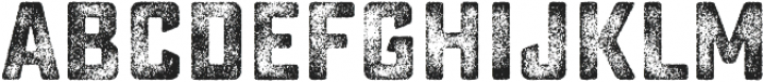 Sucrose Bold Four otf (700) Font UPPERCASE