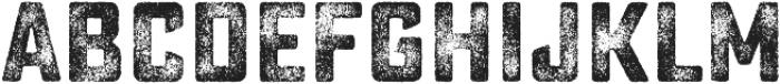 Sucrose Bold Four otf (700) Font LOWERCASE