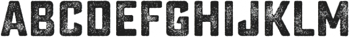 Sucrose Bold Three otf (700) Font LOWERCASE