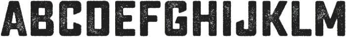 Sucrose Bold Two otf (700) Font LOWERCASE