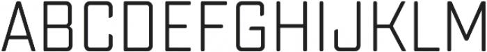 Sucrose Regular otf (400) Font UPPERCASE