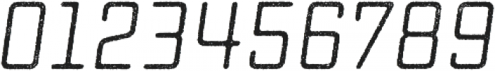 Sucrose Slant One otf (400) Font OTHER CHARS