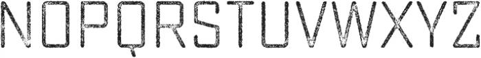 Sucrose Three otf (400) Font LOWERCASE