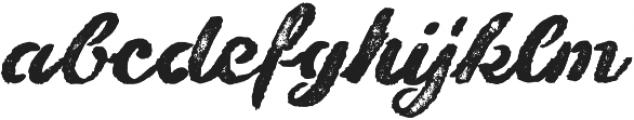 Sugar Cane Press otf (400) Font LOWERCASE