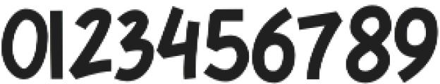Sugar Hut otf (400) Font OTHER CHARS