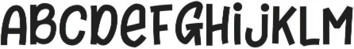 Sugar Hut otf (400) Font LOWERCASE