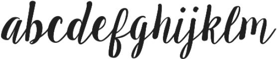 Sugar Plums Italic Italic otf (400) Font LOWERCASE