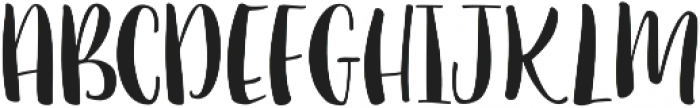 Sugar Plums Regular otf (400) Font UPPERCASE