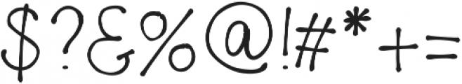 SugarCake ttf (400) Font OTHER CHARS