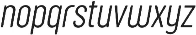 Sugo Pro Classic ExtraLight Italic otf (200) Font LOWERCASE