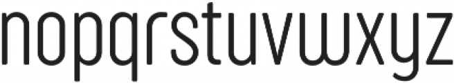 Sugo Pro Classic ExtraLight otf (200) Font LOWERCASE