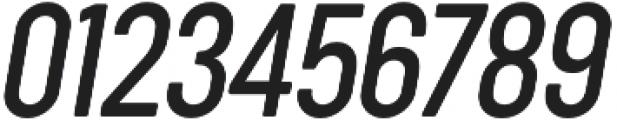 Sugo Pro Display Light Italic otf (300) Font OTHER CHARS