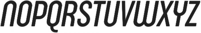 Sugo Pro Display Light Italic otf (300) Font UPPERCASE