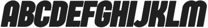 Sugo Pro Display otf (700) Font UPPERCASE