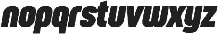 Sugo Pro Display otf (700) Font LOWERCASE
