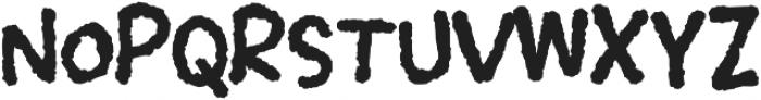 Suited Horse PB Regular otf (400) Font LOWERCASE