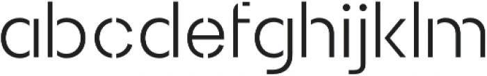 Sukima Regular otf (400) Font LOWERCASE