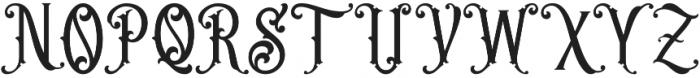 Sultrans otf (400) Font UPPERCASE