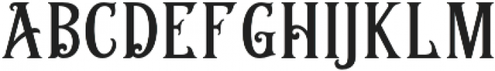 Sultrans otf (400) Font LOWERCASE