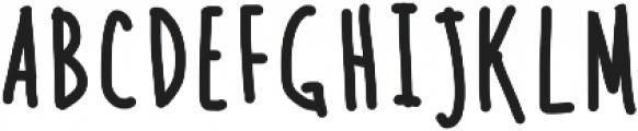 Sumire otf (400) Font UPPERCASE