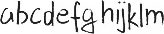 Summdraw ttf (400) Font LOWERCASE