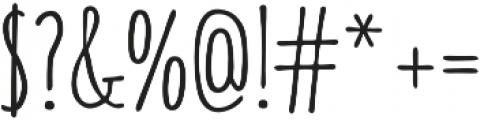 Summer Font otf (400) Font OTHER CHARS