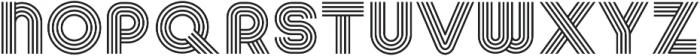 Summer Of 76 Regular otf (400) Font UPPERCASE