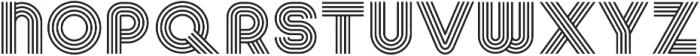 Summer Of 76 Regular otf (400) Font LOWERCASE