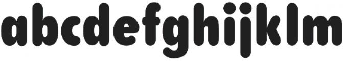 SummerFun otf (400) Font LOWERCASE