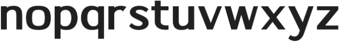 Sumptuous Bold otf (700) Font LOWERCASE