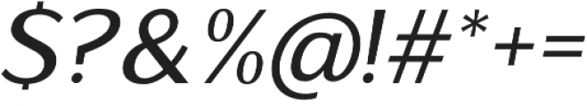 Sumptuous otf (400) Font OTHER CHARS