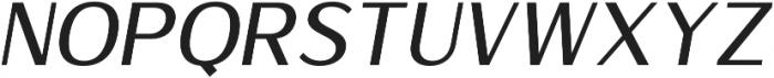 Sumptuous otf (400) Font UPPERCASE