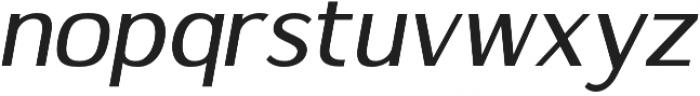 Sumptuous otf (400) Font LOWERCASE