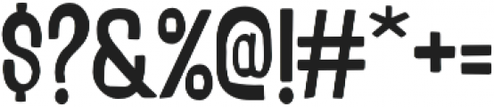 Sunbeat Slow otf (400) Font OTHER CHARS