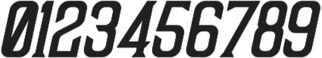 Sunblast Slanted ttf (700) Font OTHER CHARS