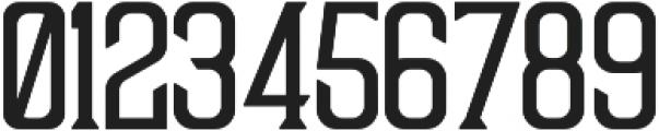 Sunblast ttf (400) Font OTHER CHARS