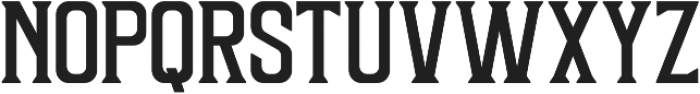 Sunblast ttf (700) Font UPPERCASE