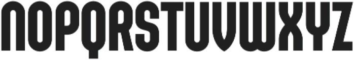 Sunblock Pro Bold otf (700) Font UPPERCASE