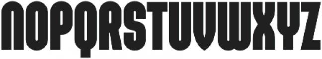 Sunblock Pro SemiCond Black otf (900) Font UPPERCASE