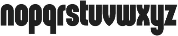 Sunblock Pro SemiCond Black otf (900) Font LOWERCASE