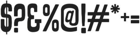 Sundowners otf (400) Font OTHER CHARS