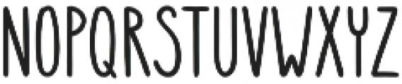 Sungarden Mix Small otf (400) Font LOWERCASE