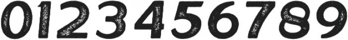 Sunmore Stamp Slant otf (400) Font OTHER CHARS