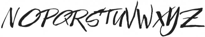 Sunoise Script otf (400) Font UPPERCASE