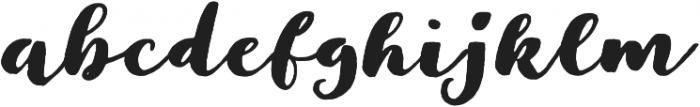 Sunshine Daisies Script otf (400) Font LOWERCASE