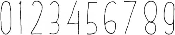 SunshineFont otf (400) Font OTHER CHARS