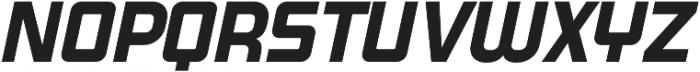 Super Deluxe Medium Italic otf (500) Font UPPERCASE