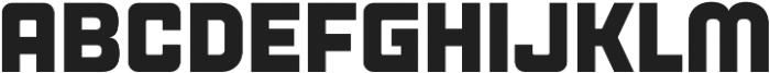 Super Deluxe Semibold otf (600) Font UPPERCASE