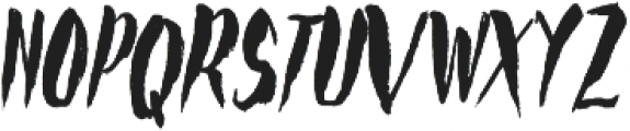 Super Moon otf (400) Font UPPERCASE