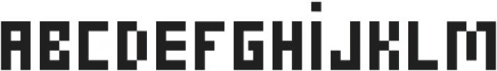 SuperDario otf (400) Font LOWERCASE